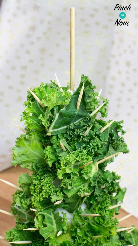Fruit Christmas Tree | Slimming & Weight Watchers Friendly
