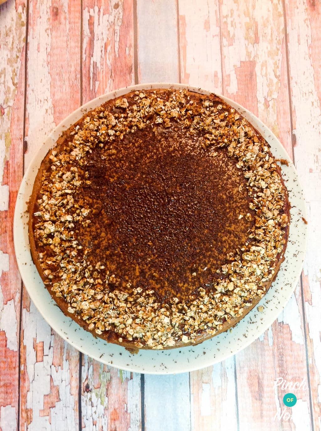 Chocolate Mud Pie | Slimming & Weight Watchers Friendly