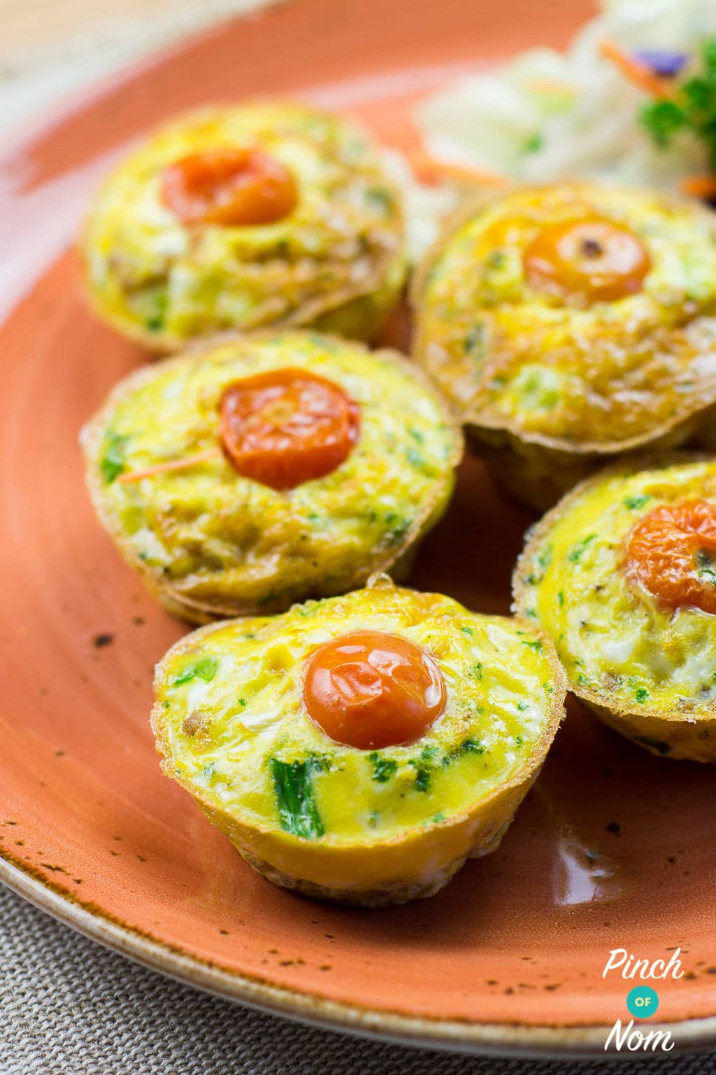 Cous Cous Breakfast Cups | Slimming & Weight Watchers Friendly