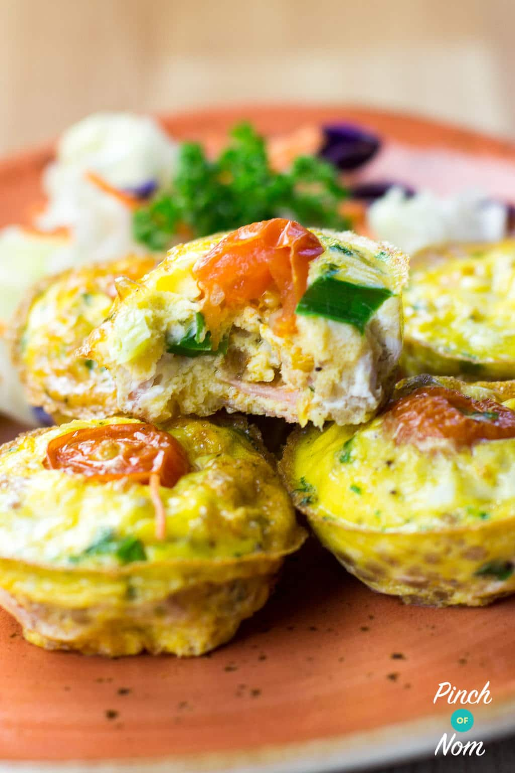 Syn Free Cous Cous Breakfast Cups | Slimming World