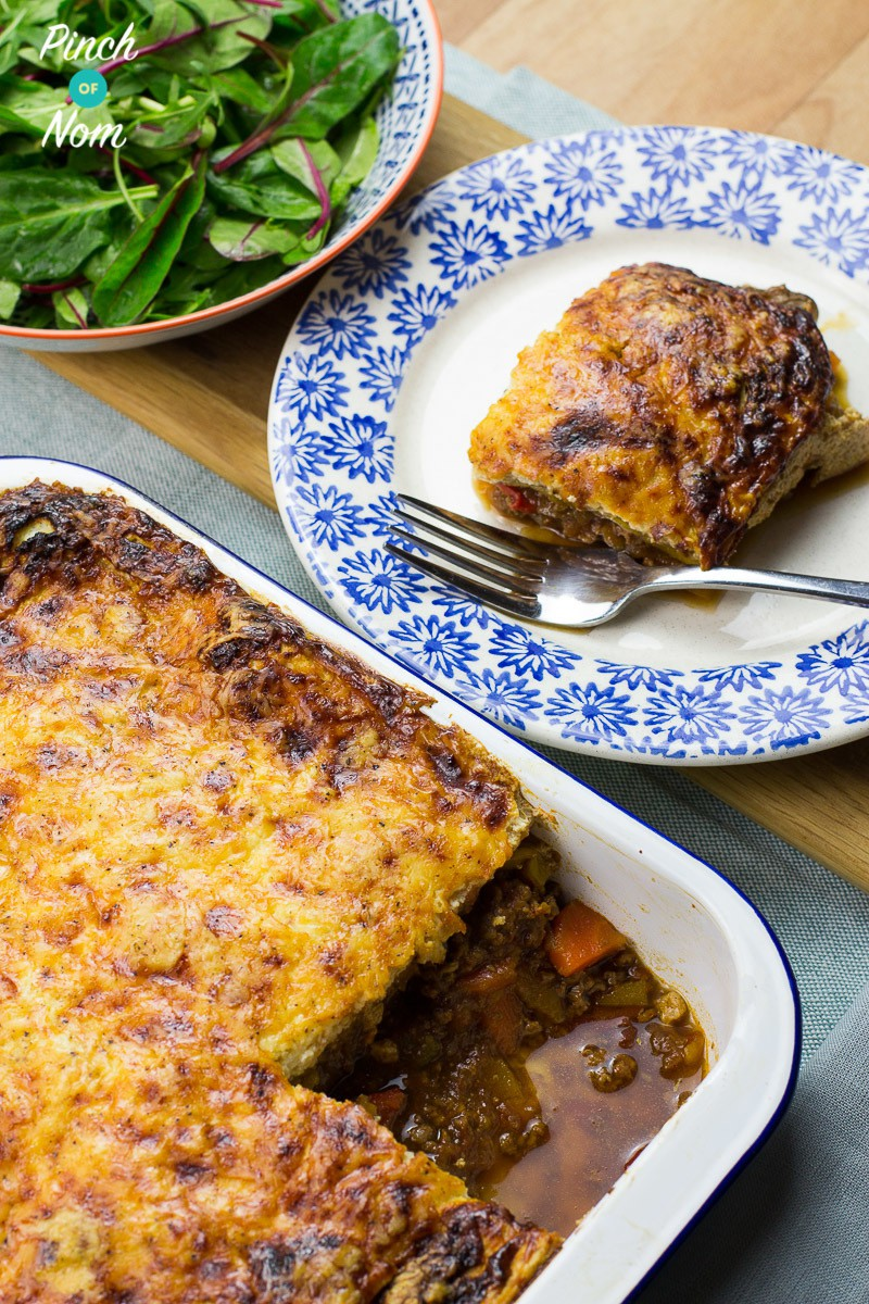 Top Slimming World Dinner Recipes - Syn Free Butternut Squash Lasagne