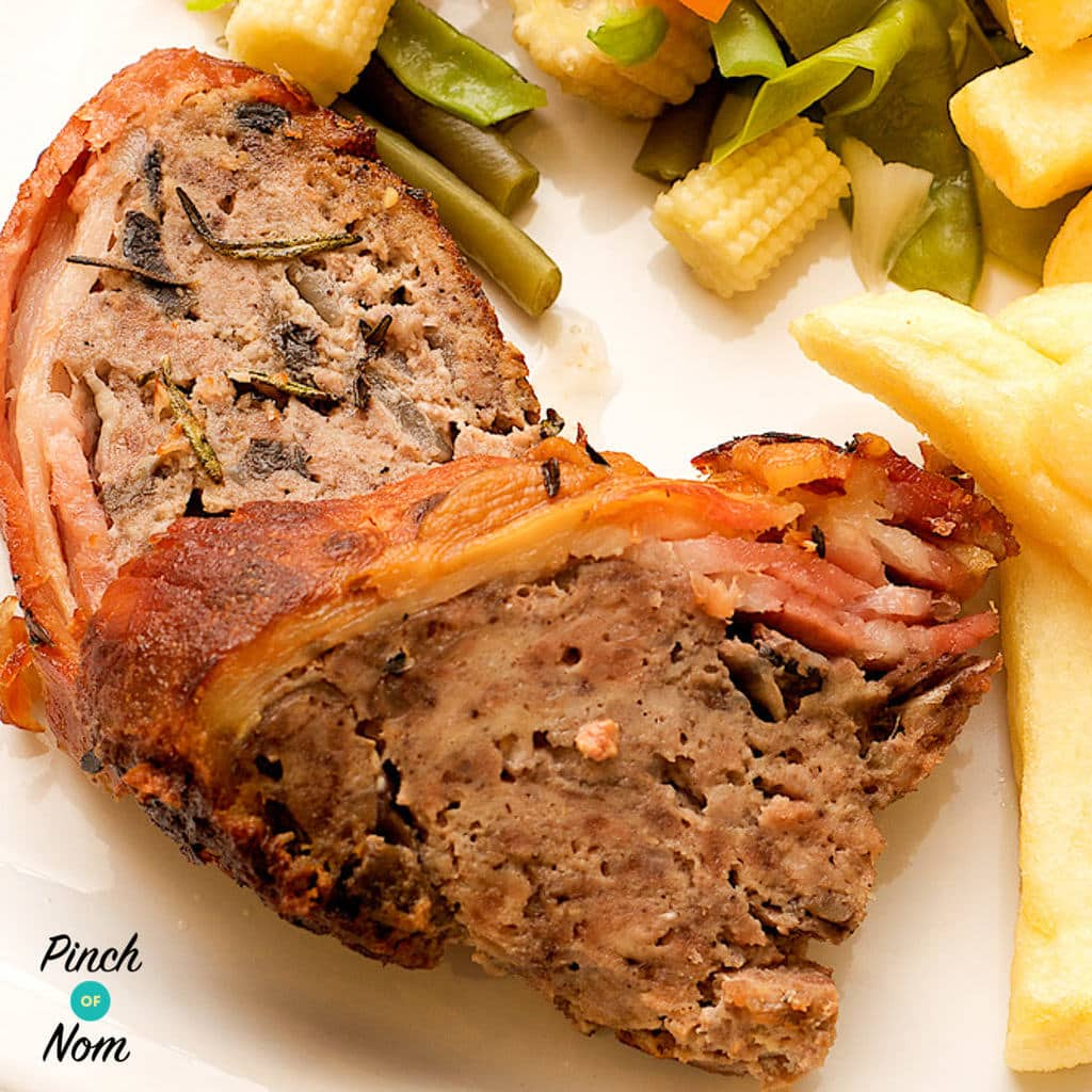 Meatloaf | Slimming World & Weight Watchers Friendly