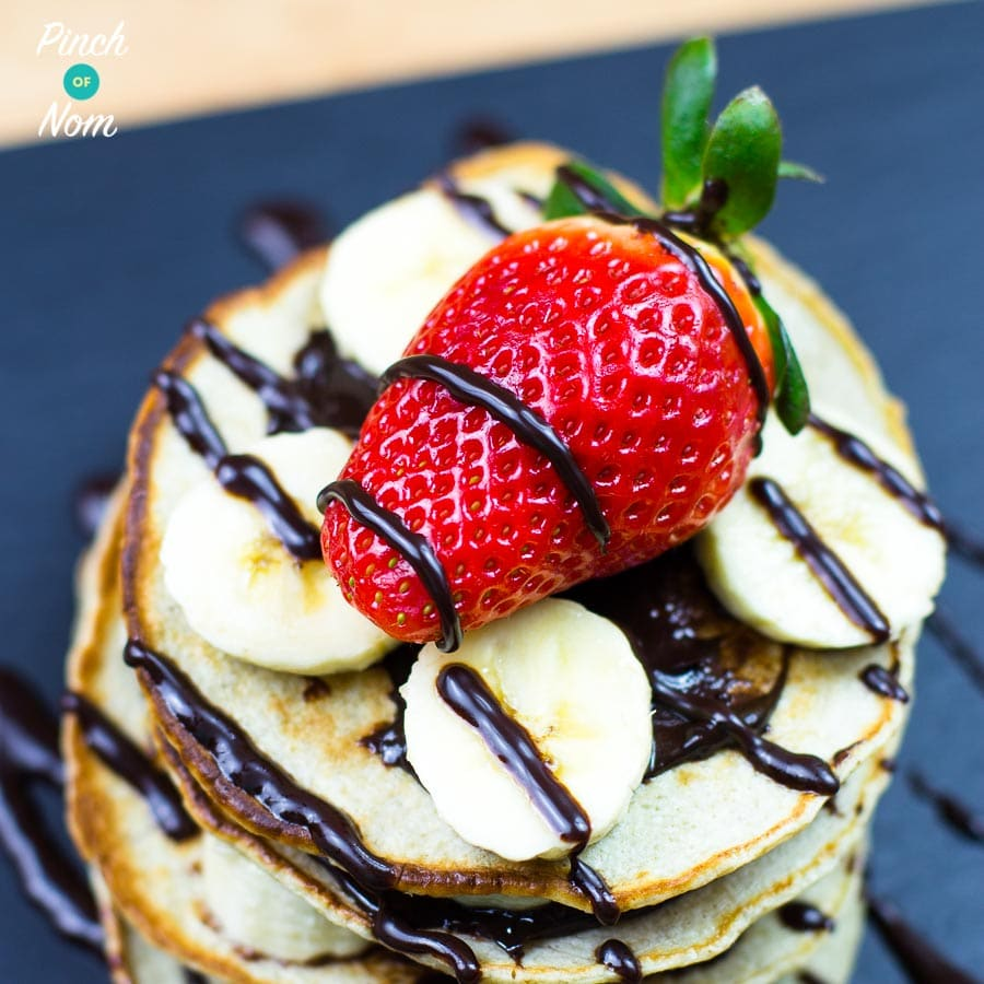 Syn Free Oat Pancakes | Slimming World