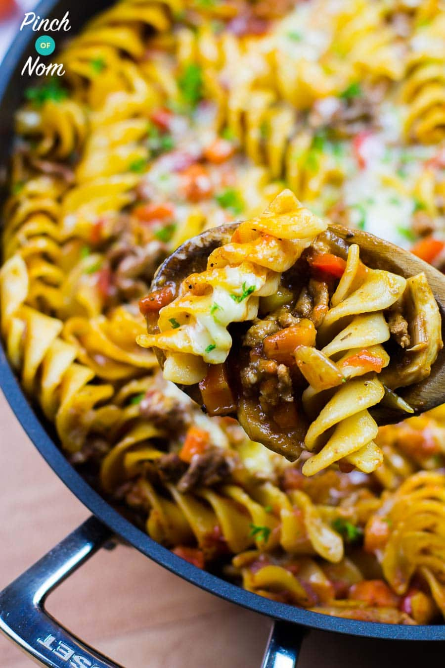 Syn Free Pasta Bolognese Bake | Slimming World