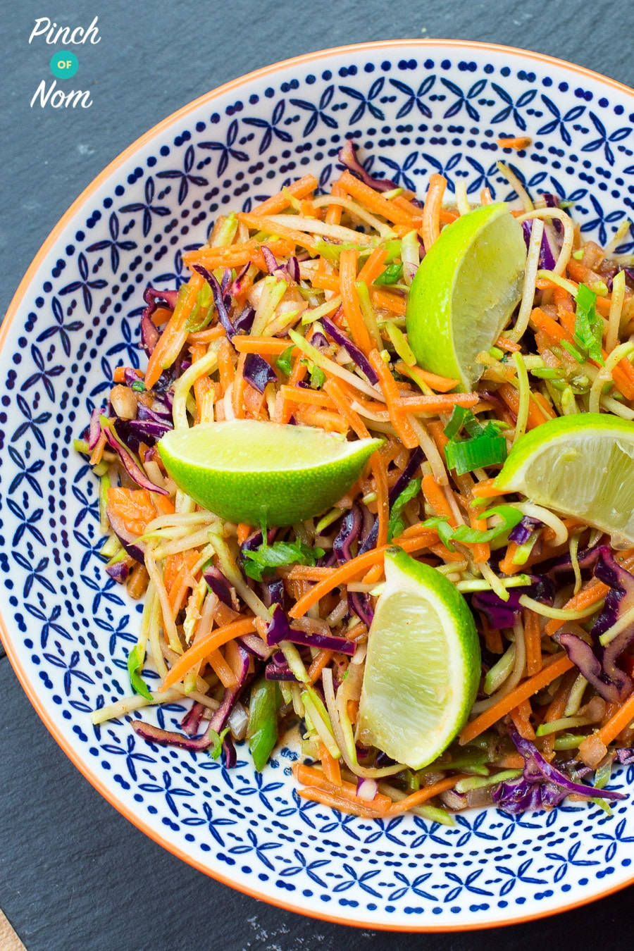 Mexican Slaw | Slimming & Weight Watchers Friendly