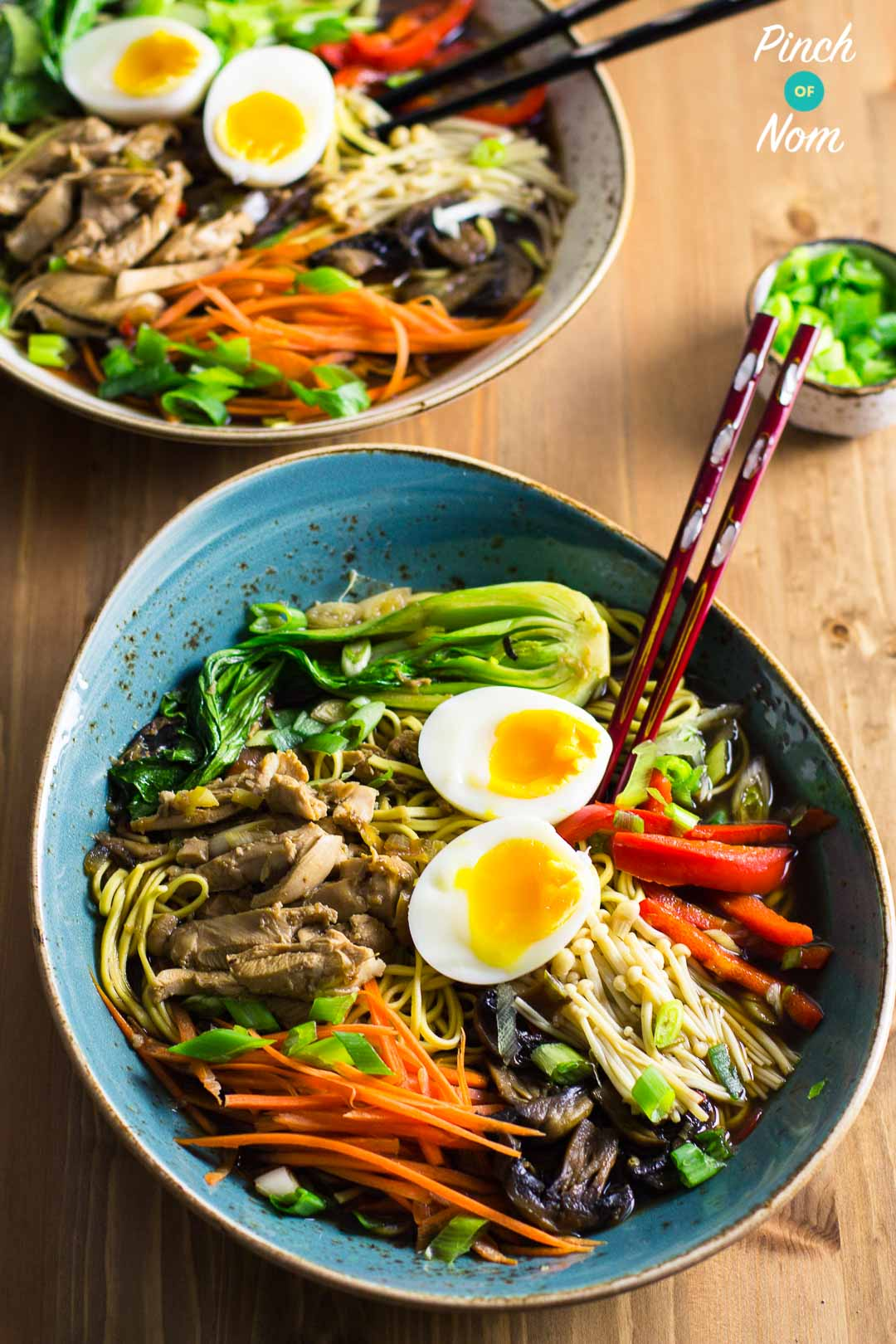 Syn Free Ramen Noodle Bowls | Slimming World