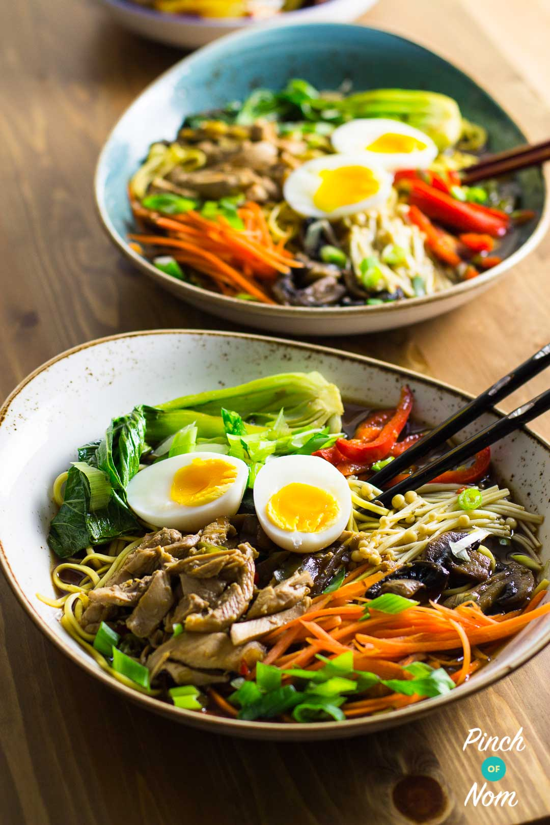 Ramen Noodle Bowls | Slimming & Weight Watchers Friendly
