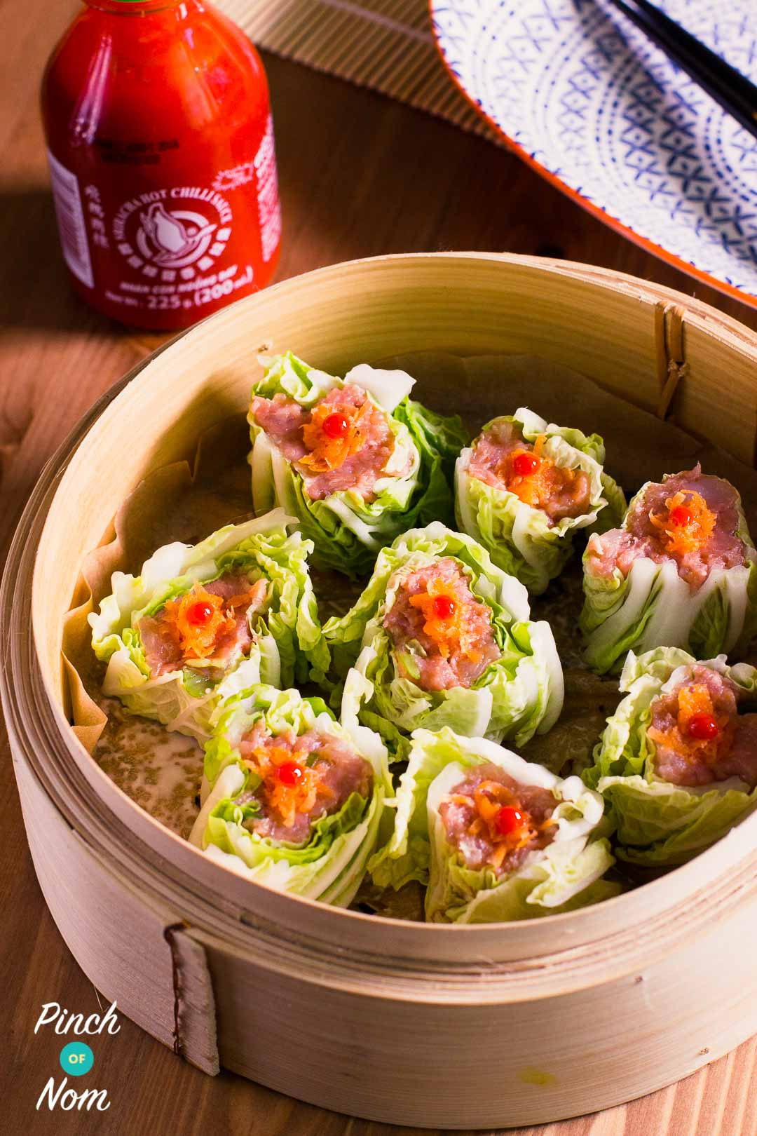 Syn Free Pork & Prawn Sui Mai   Slimming World