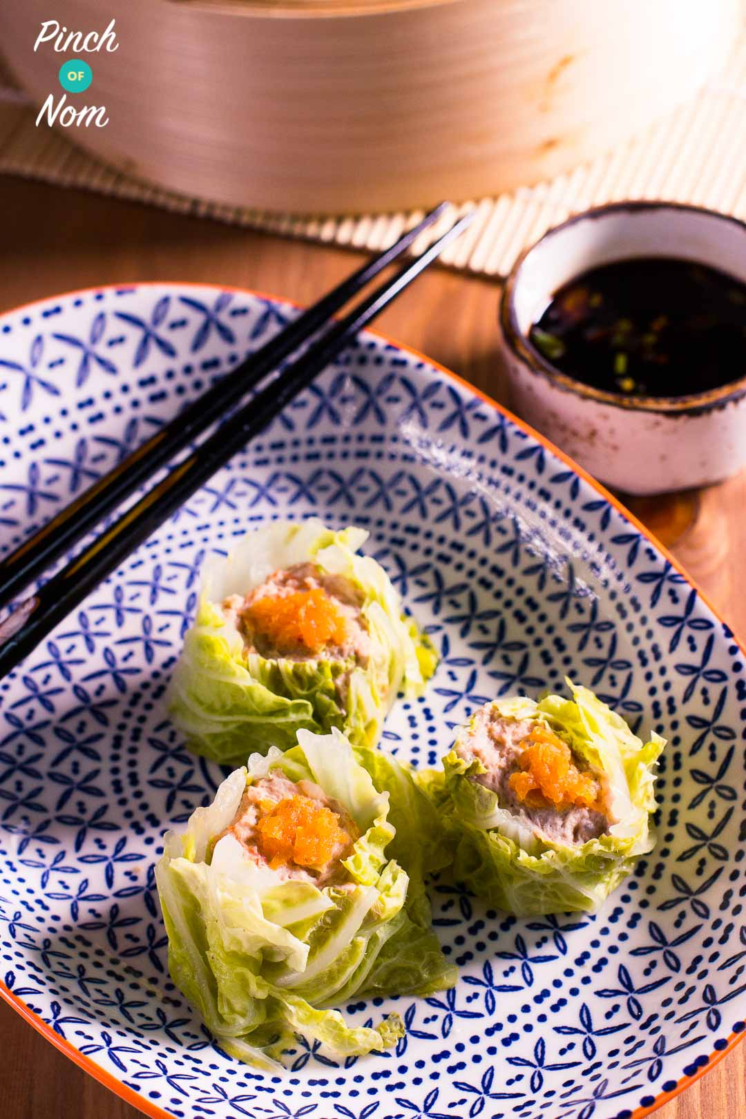 Pork and Prawn Sui Mai   Slimming & Weight Watchers Friendly