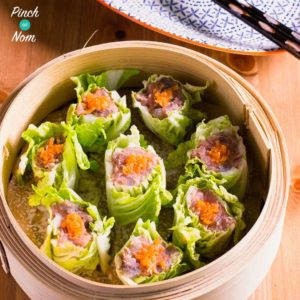 Syn Free Pork & Prawn Sui Mai | Slimming World
