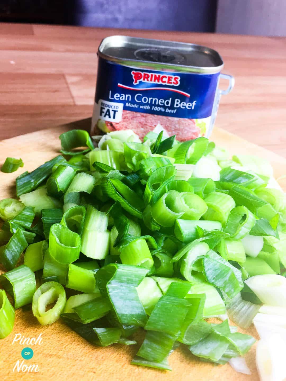 Corned Beef Hash | Slimming & Weight Watchers Friendly