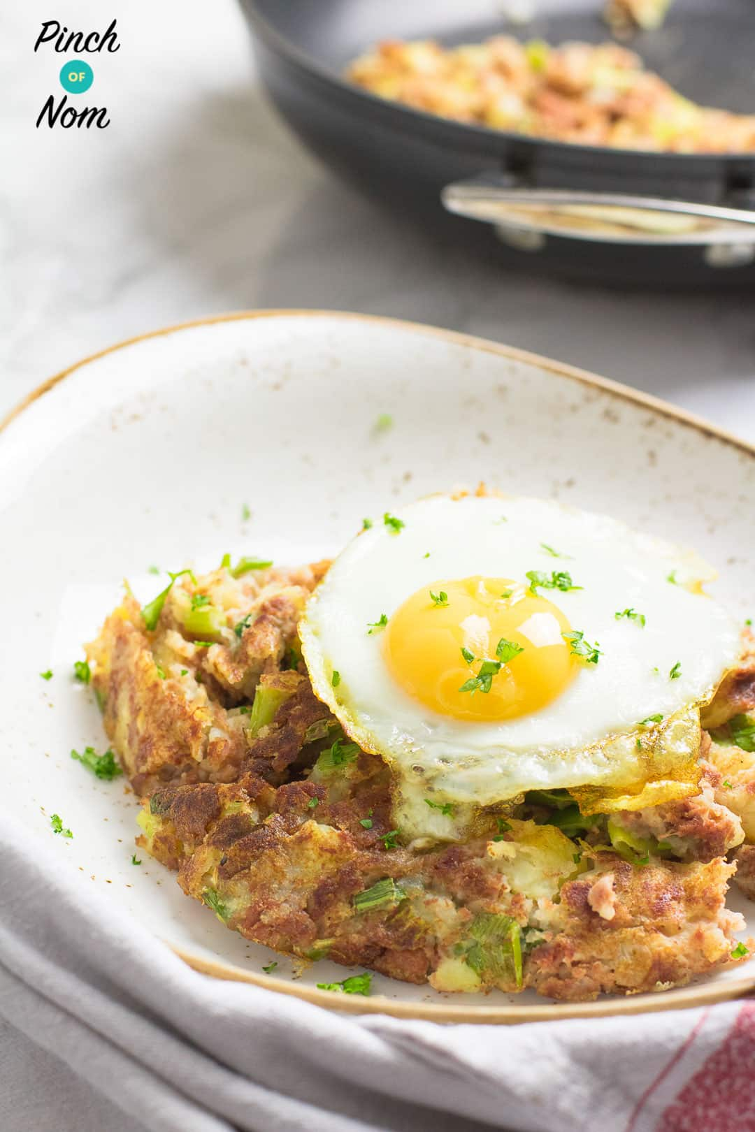 1 syn corned beef hash | slimming world-6