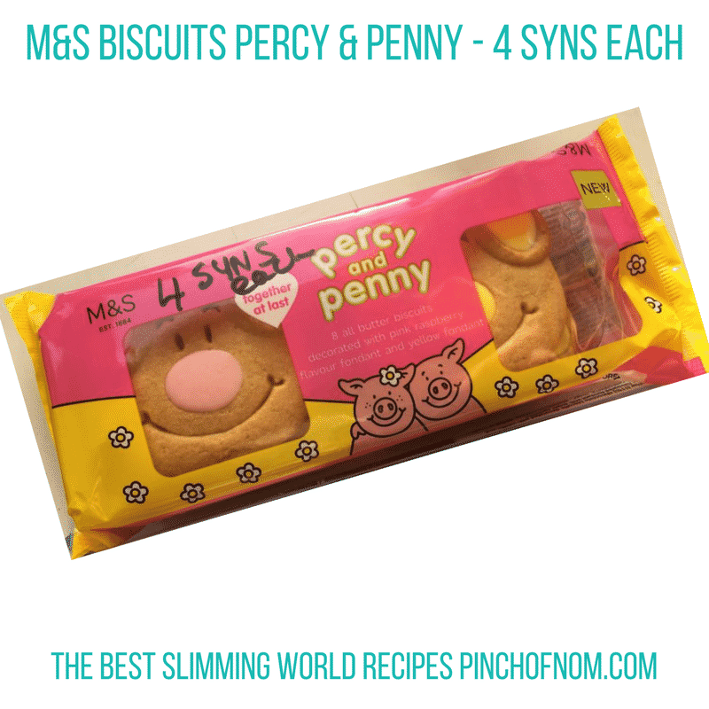 percy biscuits -New Slimming World Shopping Essentials - pinchofnom.com - March