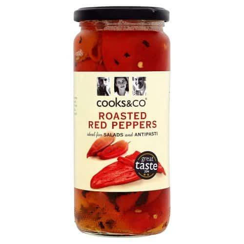 Red Pepper Hummus | Slimming & Weight Watchers Friendly
