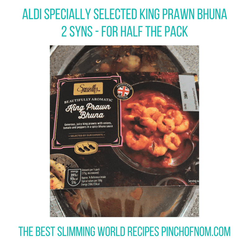 aldi-king-prawn-bhuna-New Slimming World Shopping Essentials - 17:3:17