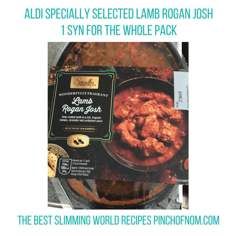 aldi-lamb-rogan-josh-New Slimming World Shopping Essentials - 17:3:17