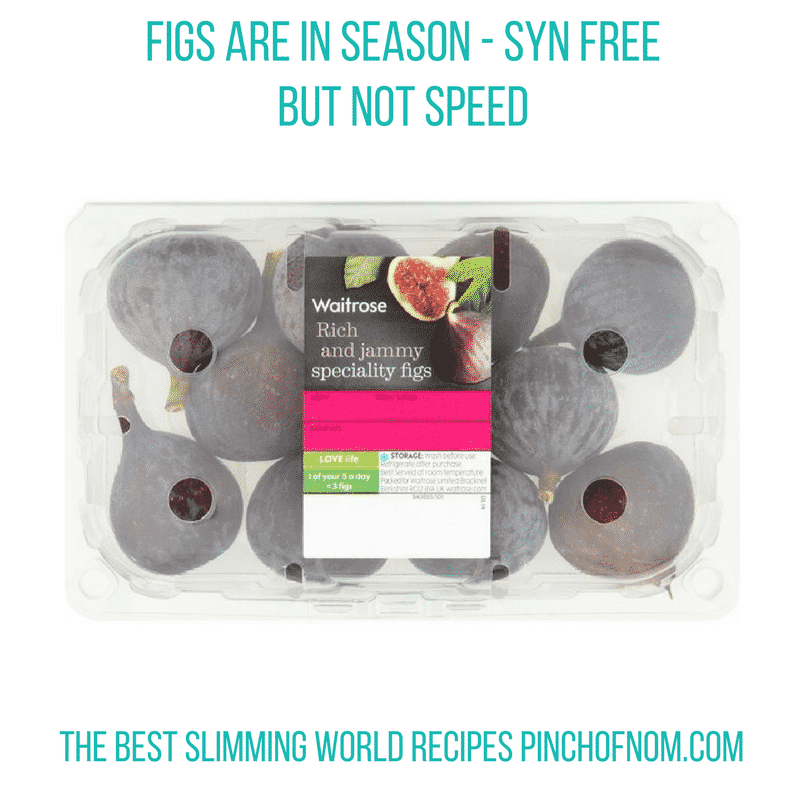 figs -New Slimming World Shopping Essentials - pinchofnom.com - March