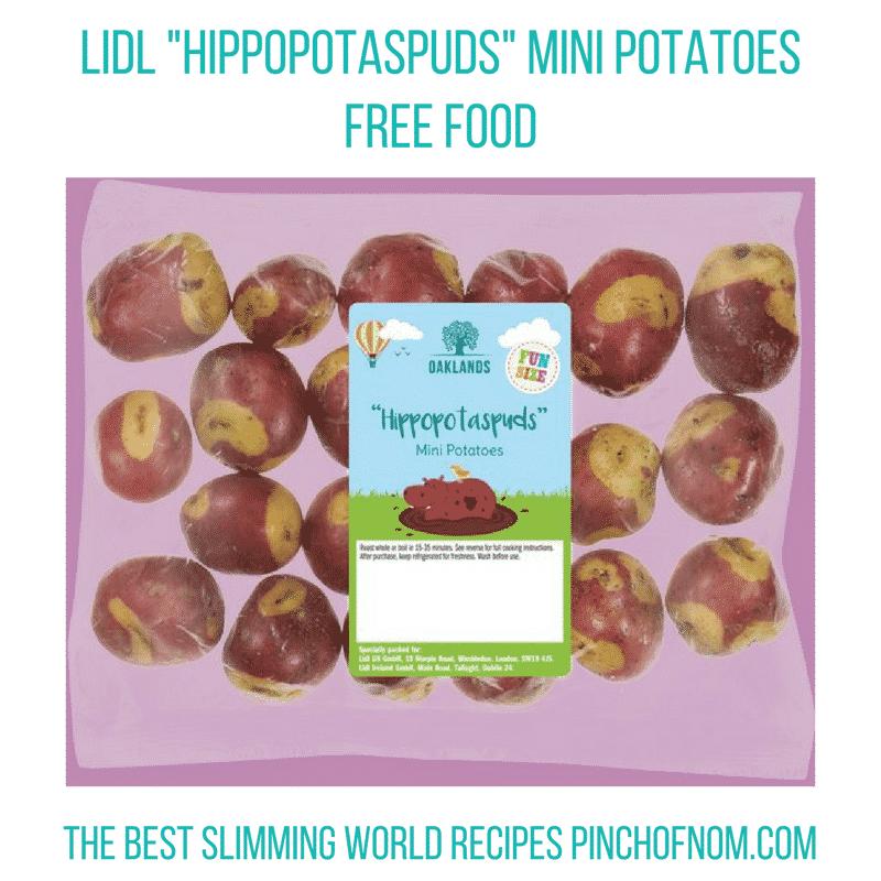 lidl hippopotaspuds - New Slimming World Shopping Essentials - pinchofnom.com - March