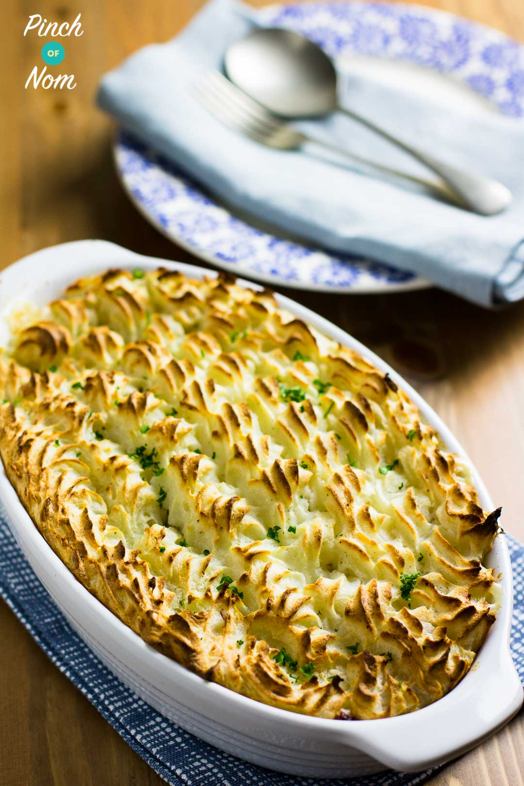 Syn Free Fish Pie | Slimming World - featured