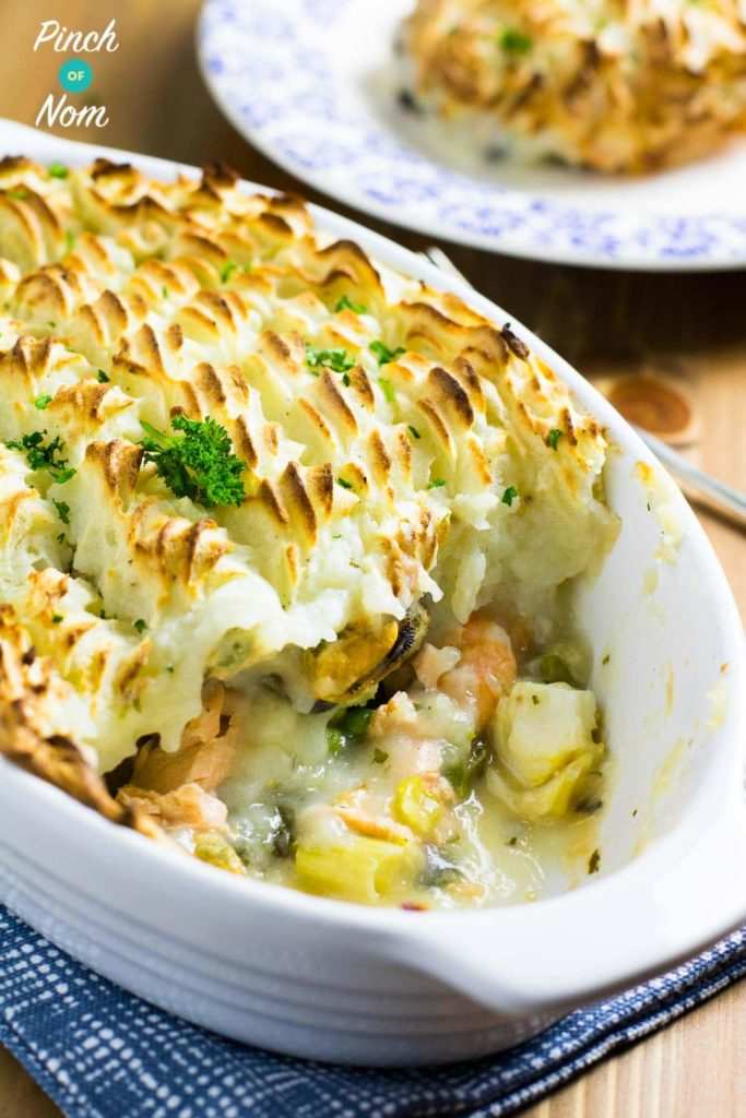 Quark - Syn Free Fish Pie | Slimming World - featured