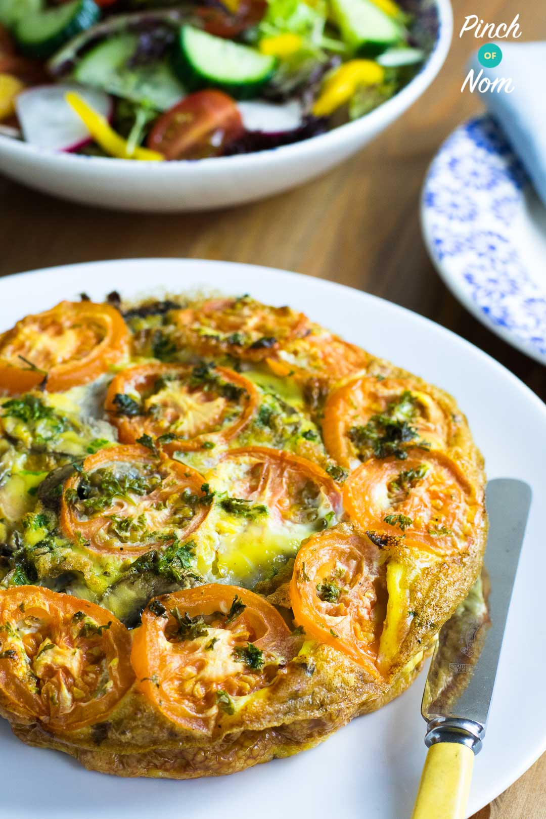low syn breakfast quiche | slimming world