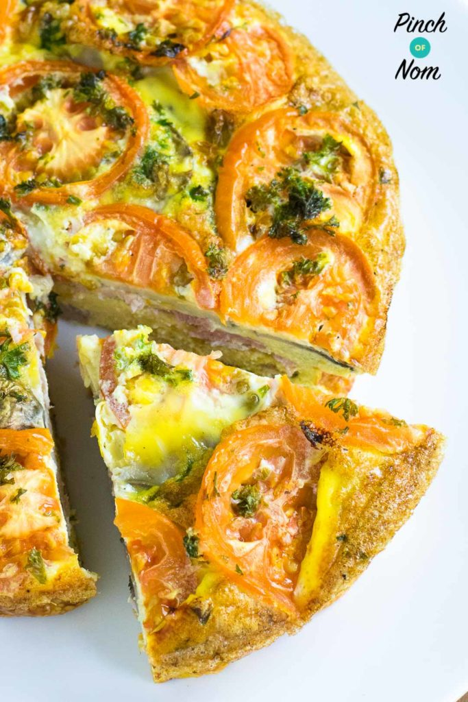Low Syn Breakfast Quiche