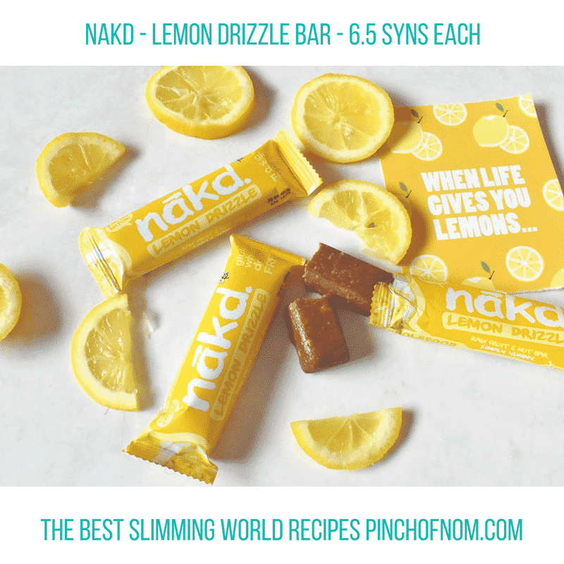 nakd-lemon-drizzle-bar-New Slimming World Shopping Essentials - 17:3:17