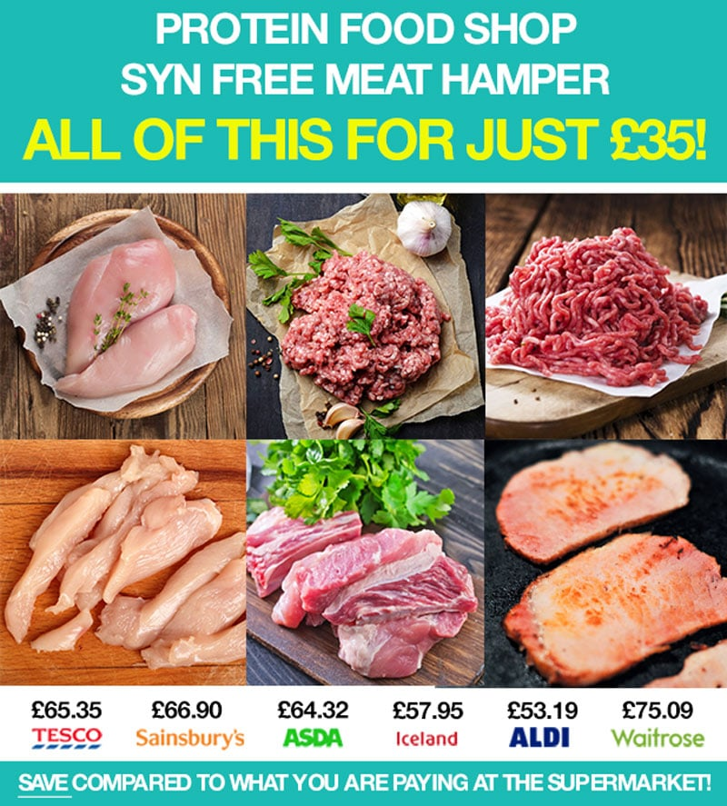 protein-food-shop-syn-free-meat-hamper Syn Free Diet Coke - Pepsi Max Chicken | Slimming World