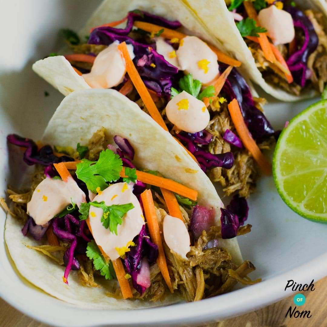 syn free asian pulled pork | Slimming World