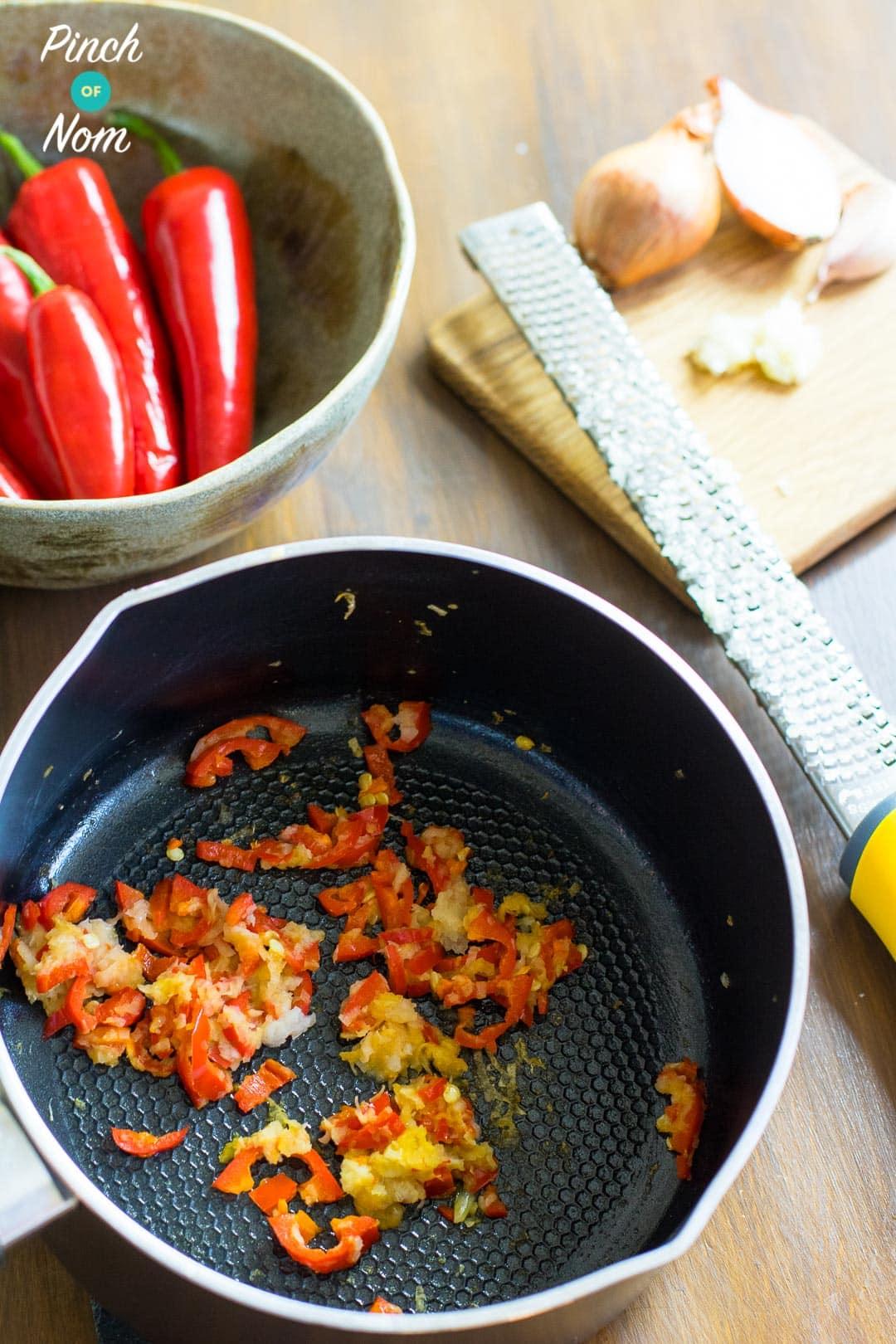 Sweet Chilli Sauce | Slimming & Weight Watchers Friendly