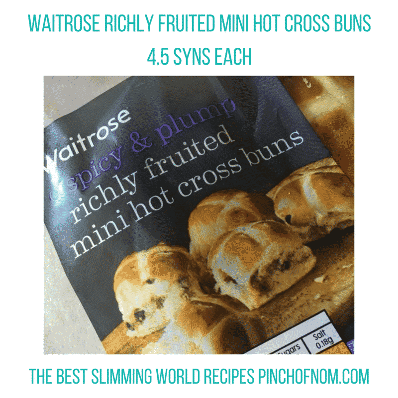 waitrose-hot-cross-buns-New Slimming World Shopping Essentials - 17:3:17