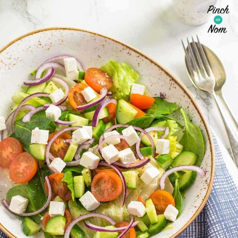Syn Free Greek Salad | Slimming World-1