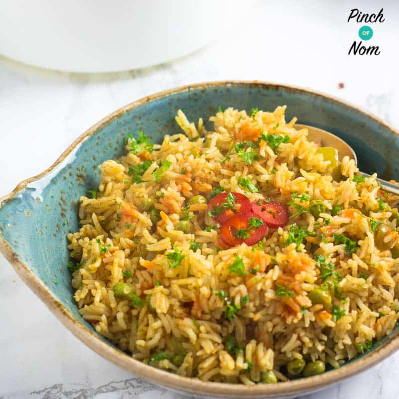 Syn Free Mexican Rice   Slimming World-1