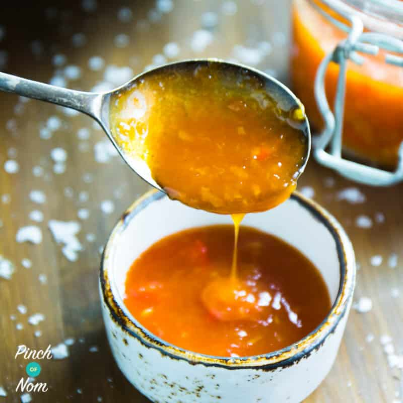 Syn Free Sweet Chilli Sauce | Slimming World-1