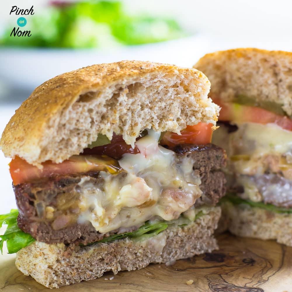 Syn Free Tex Mex Burgers   Slimming World