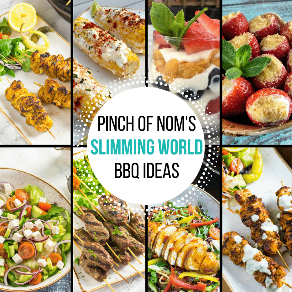 slimming world bbq ideas - pinchofnom.com