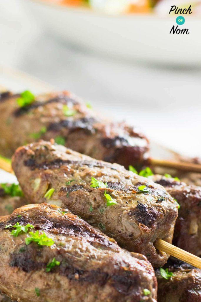 Syn Free Beef Kofta Kebabs-slimming-world