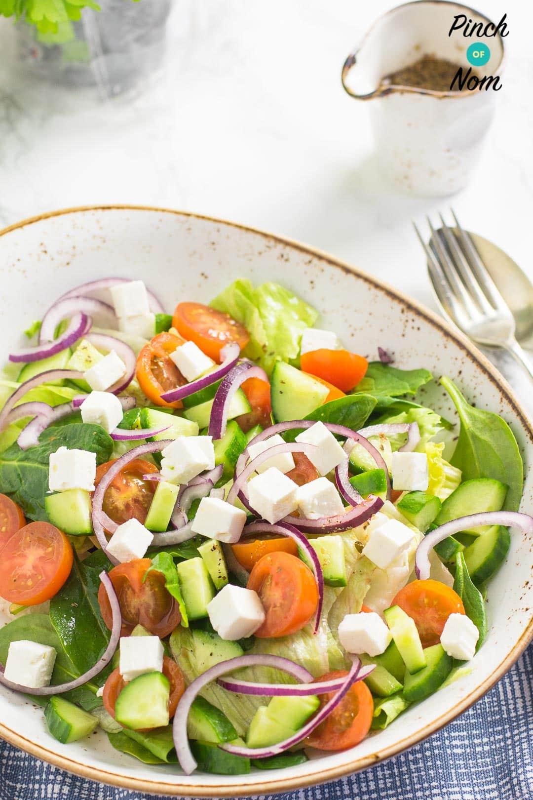 Greek Salad | Slimming & Weight Watchers Friendly