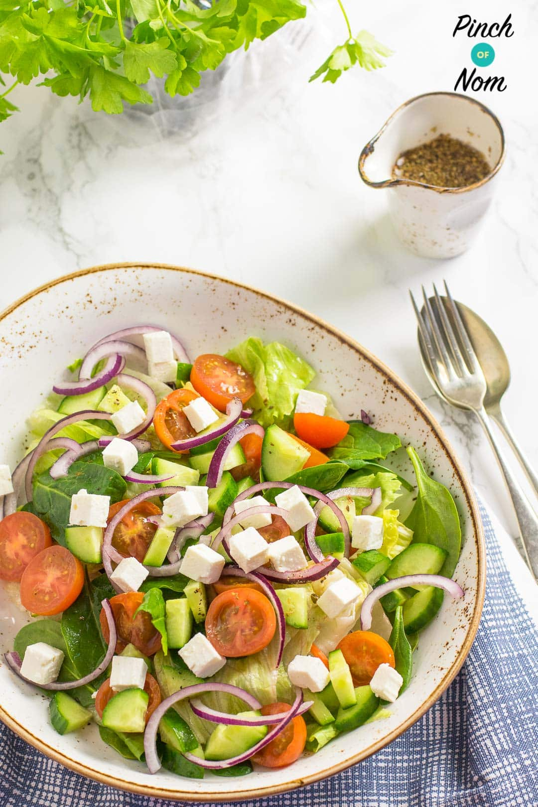 Syn Free Greek Salad | Slimming World