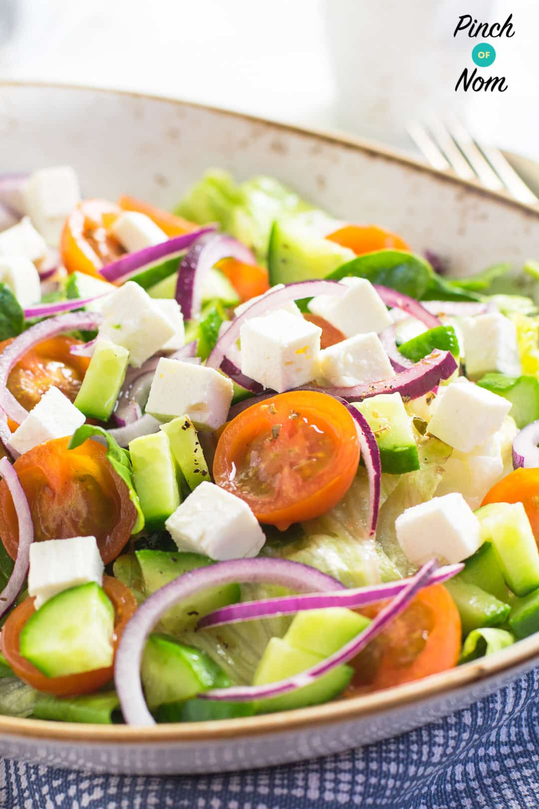 Greek salad slimming world weight watchers friendly - Where can i buy olive garden salad dressing ...