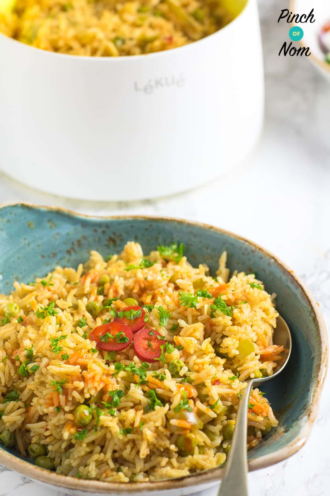 Mexican Rice | Slimming & Weight Watchers Friendly
