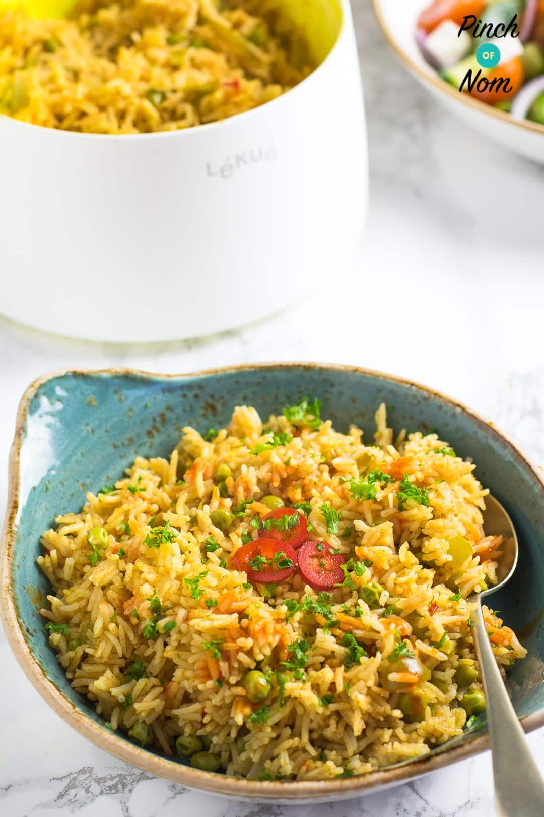 Syn Free Mexican Rice | Slimming World