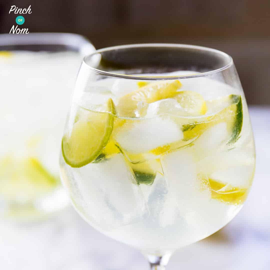 4 Syn Elderflower Gin Fizz   Slimming World-2