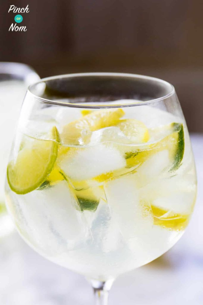 4 Syn Elderflower Gin Fizz | Slimming World-7