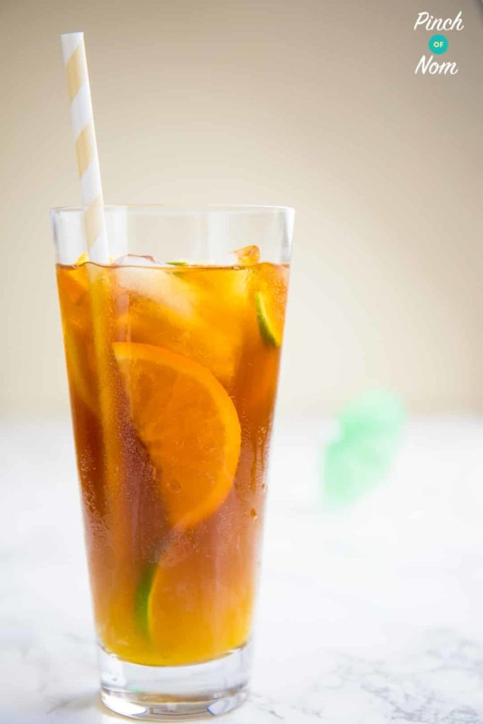 Long Island Iced Tea | Slimming & Weight Watchers Friendly