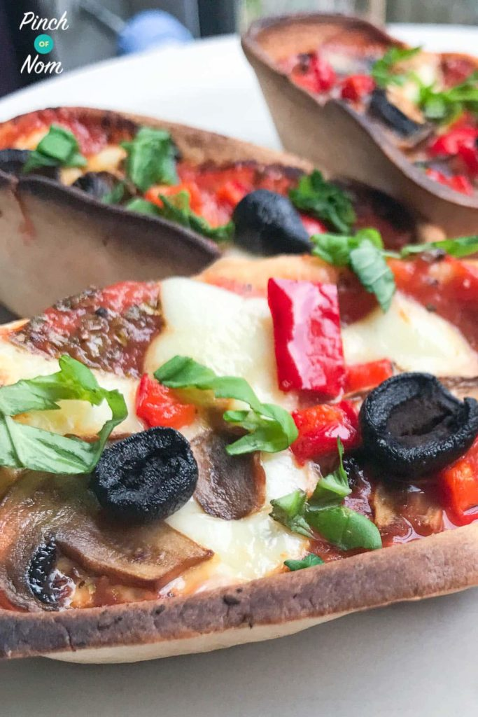 Low Syn Pizza Boats | Slimming World-6