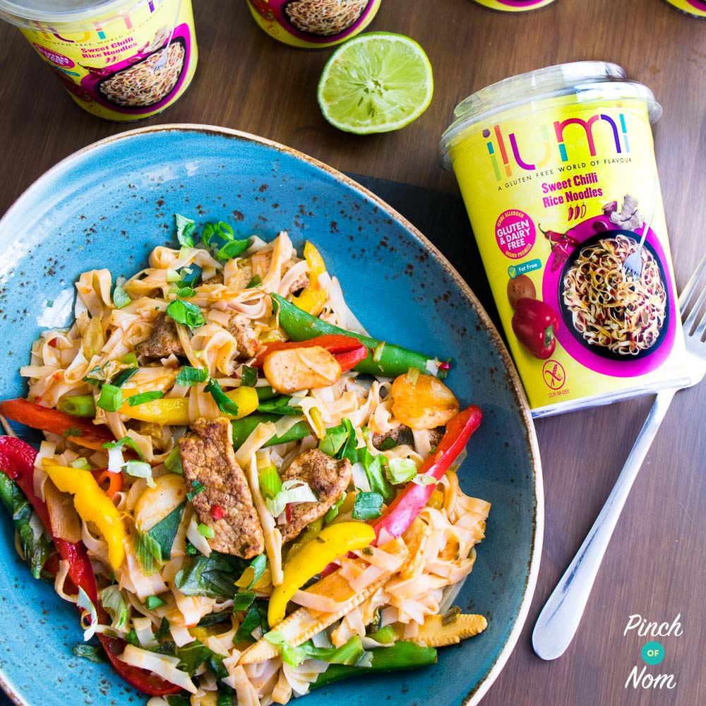 Syn Free Ilumi Sweet Chilli Stir-Fry | Slimming World-3