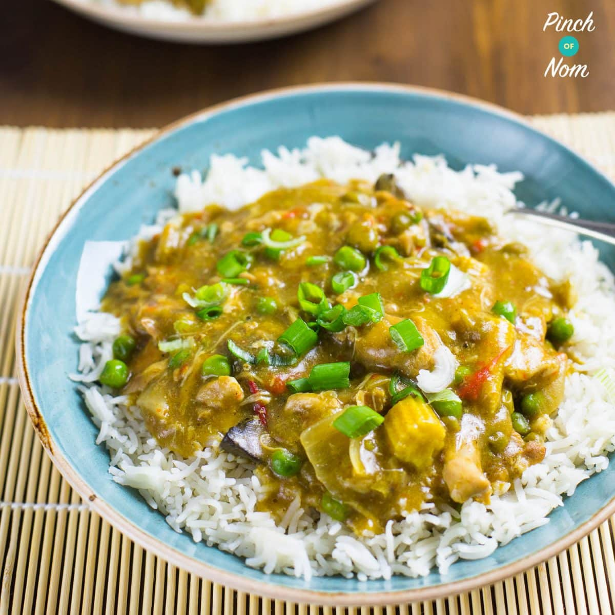 Chinese Chicken Curry Slimming Weight Watchers Friendly