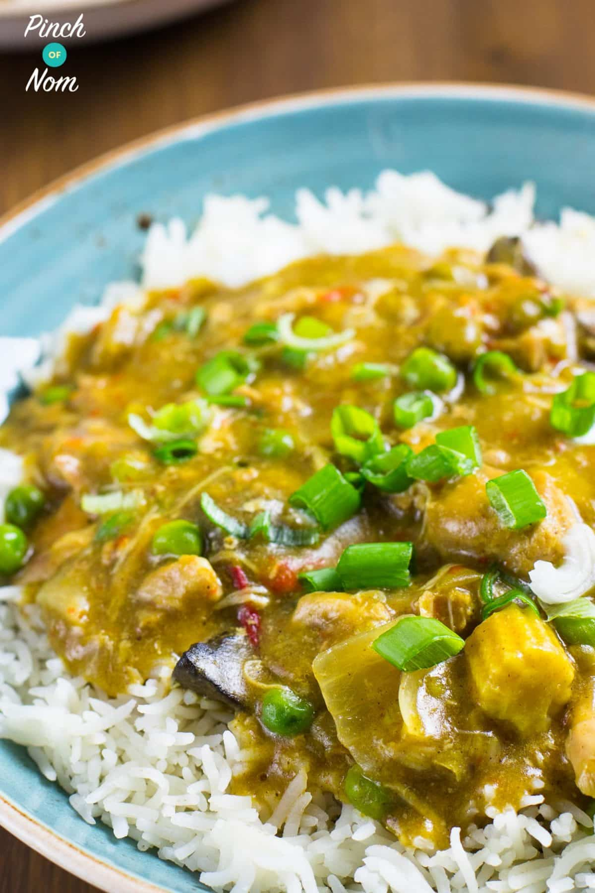 Chinese Chicken Curry | Slimming & Weight Watchers Friendly