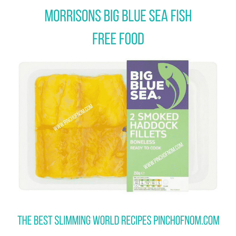 morrisons big blue sea fish - New Slimming World Shopping Essentials - 25:5:17